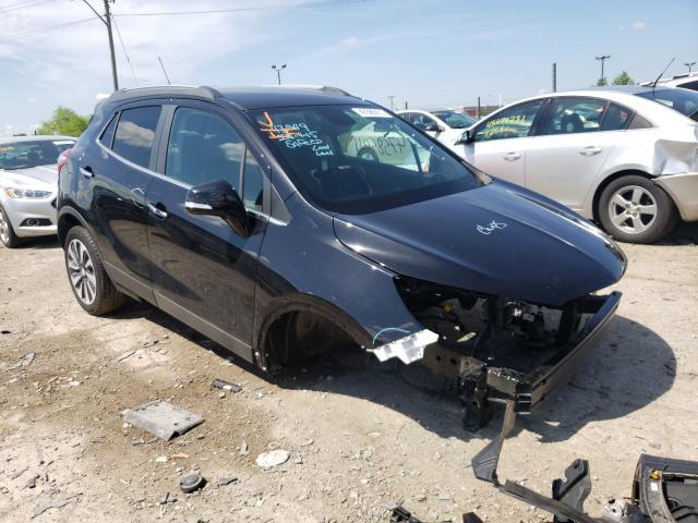 Vehiculos salvage en venta de Copart Indianapolis, IN: 2020 Buick Encore ESS