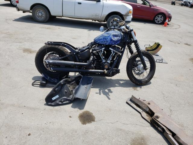 Harley-Davidson Fxbb Street salvage cars for sale: 2018 Harley-Davidson Fxbb Street