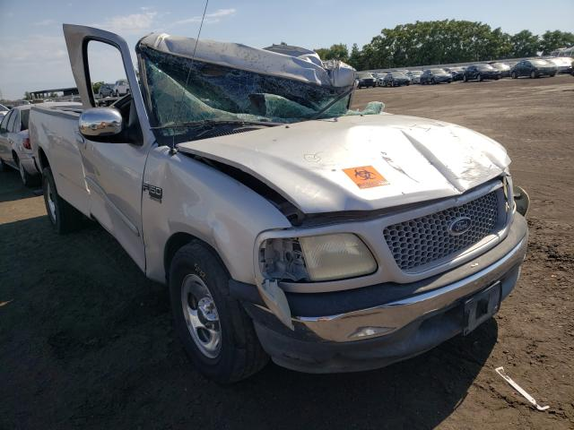 Salvage cars for sale from Copart Bakersfield, CA: 1999 Ford F150