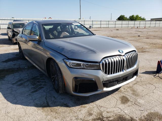 BMW Vehiculos salvage en venta: 2021 BMW 750 XI