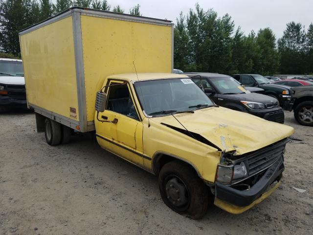Salvage cars for sale from Copart Arlington, WA: 1988 Toyota Pickup Cab