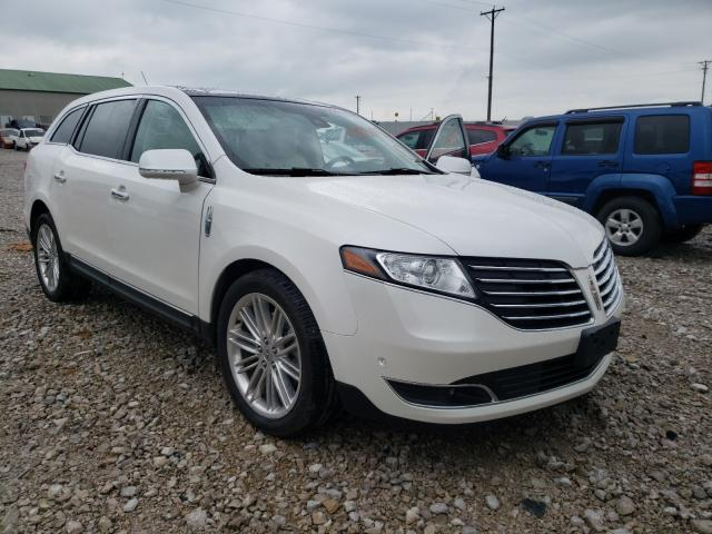 Lincoln salvage cars for sale: 2019 Lincoln MKT