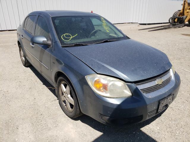Vehiculos salvage en venta de Copart Adelanto, CA: 2007 Chevrolet Cobalt LTZ