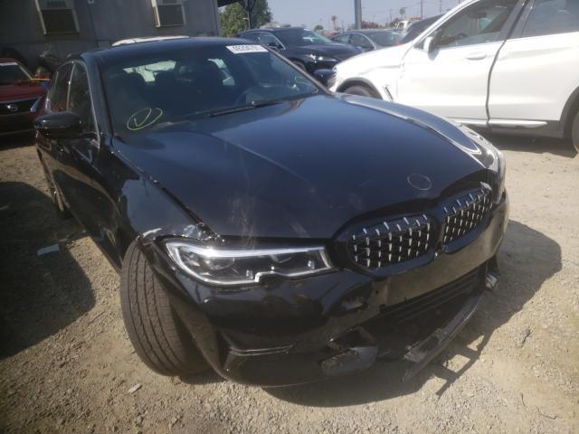 BMW Vehiculos salvage en venta: 2019 BMW 330I
