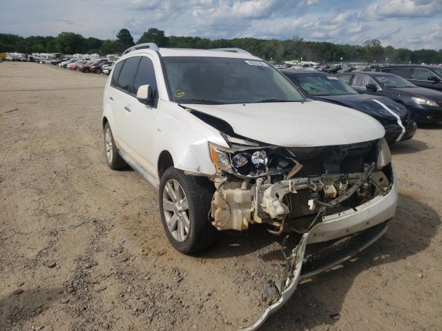 Mitsubishi salvage cars for sale: 2008 Mitsubishi Outlander