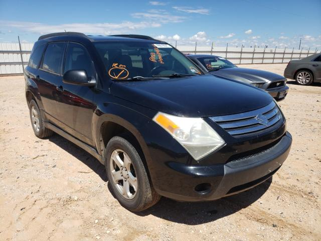 Salvage cars for sale from Copart Andrews, TX: 2008 Suzuki XL7