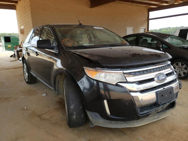 Ford Edge salvage cars for sale: 2011 Ford Edge