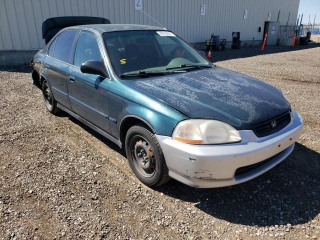 Vehiculos salvage en venta de Copart Rocky View County, AB: 1998 Honda Civic EX