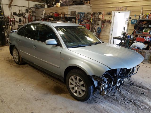 2002 Volkswagen Passat GLS en venta en Billings, MT