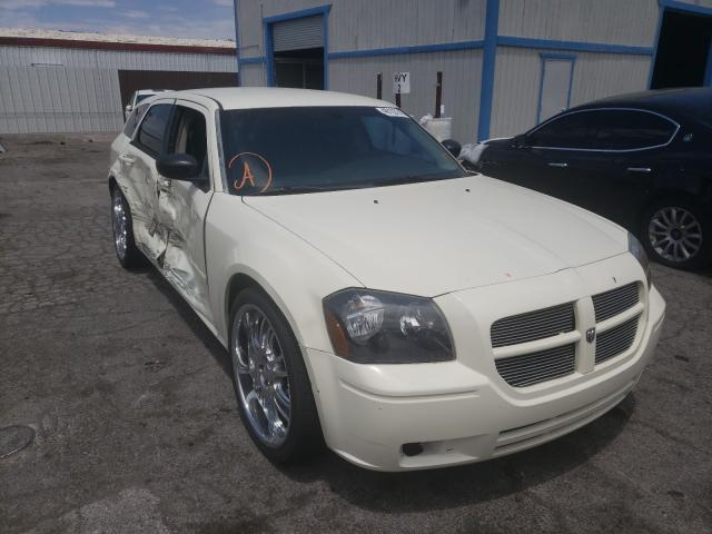 Dodge Magnum salvage cars for sale: 2005 Dodge Magnum