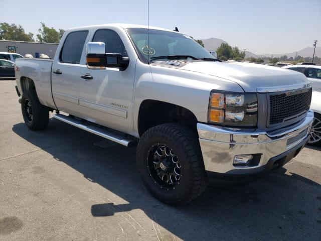 Salvage cars for sale from Copart Colton, CA: 2011 Chevrolet Silverado