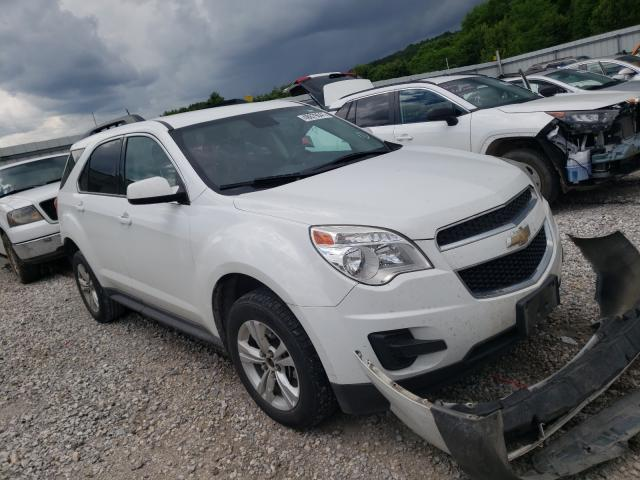 Salvage cars for sale from Copart Prairie Grove, AR: 2015 Chevrolet Equinox LT