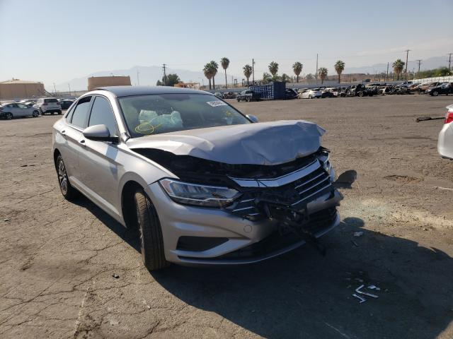 Salvage cars for sale from Copart Colton, CA: 2020 Volkswagen Jetta S