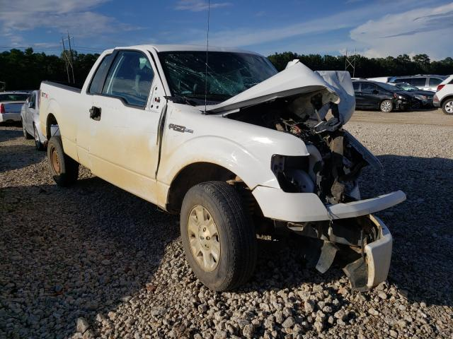 Salvage trucks for sale at Greenwell Springs, LA auction: 2012 Ford F150 Super