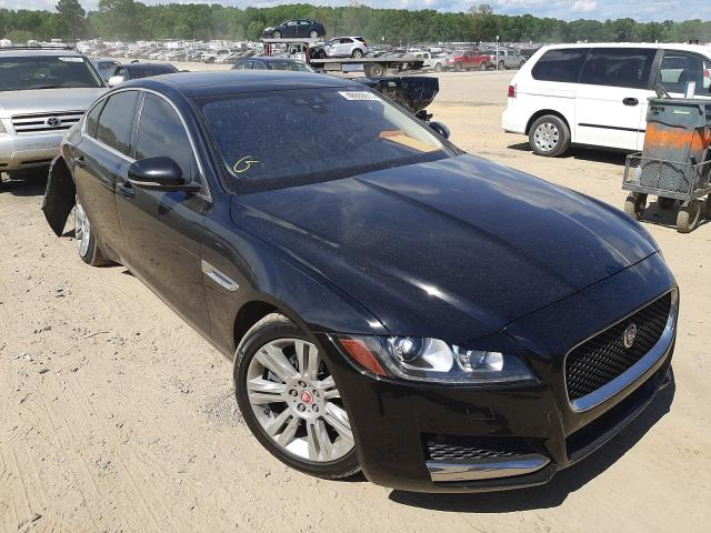 Jaguar salvage cars for sale: 2016 Jaguar XF Premium