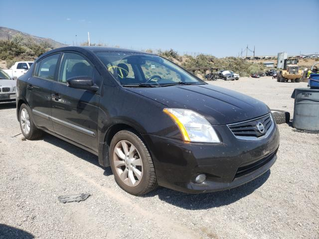 Salvage cars for sale from Copart Reno, NV: 2011 Nissan Sentra
