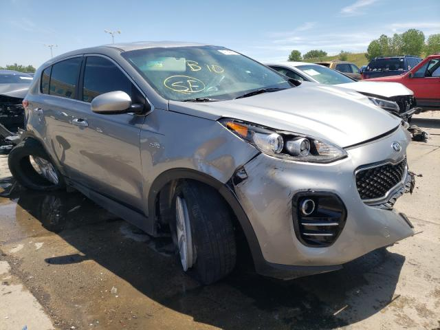 KIA salvage cars for sale: 2019 KIA Sportage L