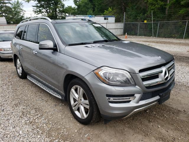 Salvage cars for sale from Copart Northfield, OH: 2014 Mercedes-Benz GL 450 4matic