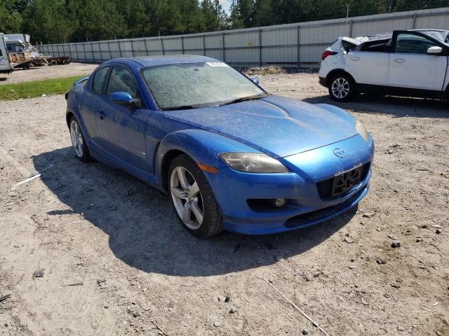 Used 2004 MAZDA RX8 - Small image. Lot 48528281