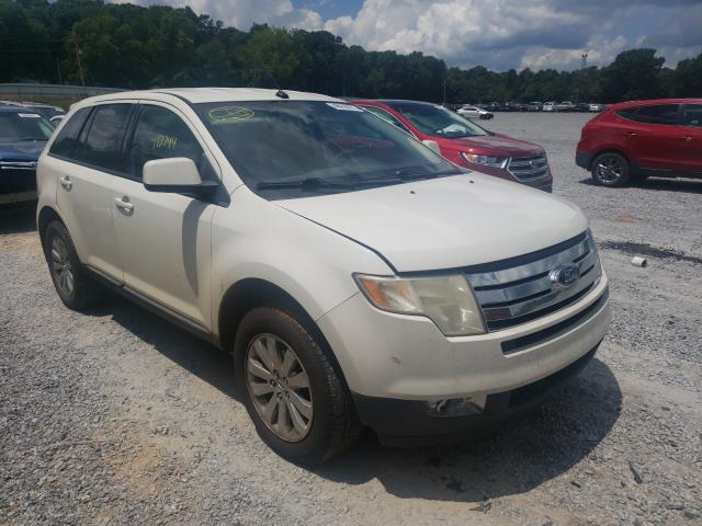 Salvage cars for sale from Copart Gastonia, NC: 2009 Ford Edge SEL