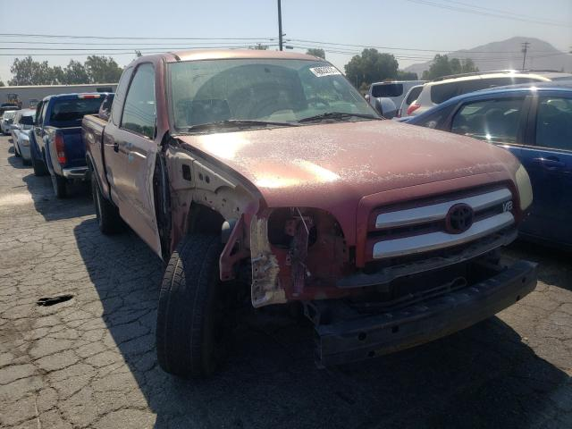 Salvage cars for sale from Copart Colton, CA: 2005 Toyota Tundra ACC