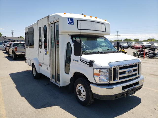 Salvage cars for sale from Copart Nampa, ID: 2008 Ford E350 Super