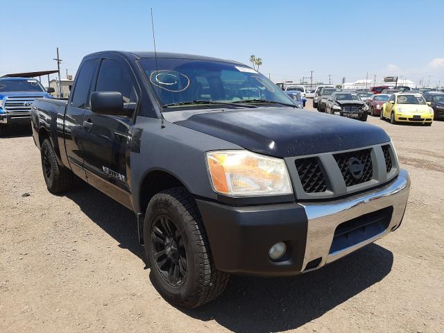 2011 Nissan Titan S en venta en Phoenix, AZ