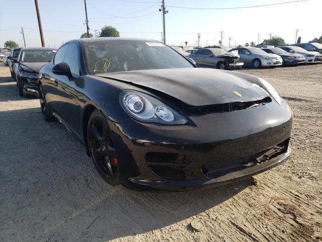 Porsche Vehiculos salvage en venta: 2014 Porsche Panamera T