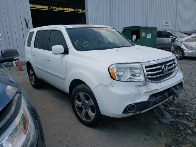 Vehiculos salvage en venta de Copart Windsor, NJ: 2013 Honda Pilot EX