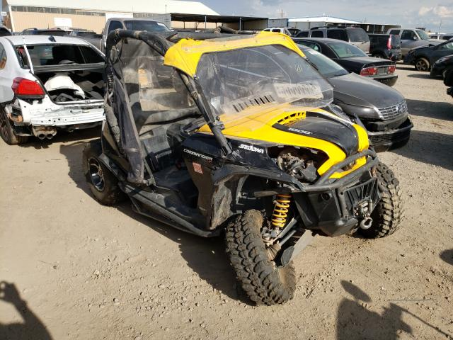 Salvage cars for sale from Copart Brighton, CO: 2014 Can-Am Commander