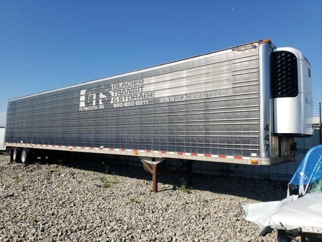 Great Dane salvage cars for sale: 2005 Great Dane Reefer