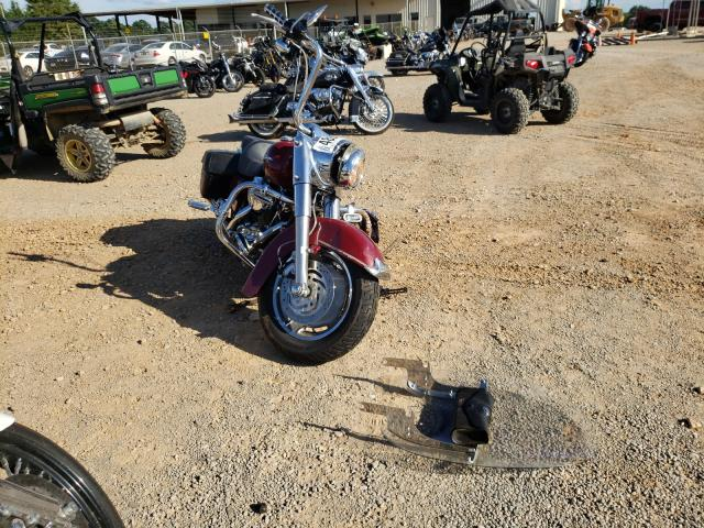 Salvage motorcycles for sale at Tanner, AL auction: 2006 Harley-Davidson Flhrsi