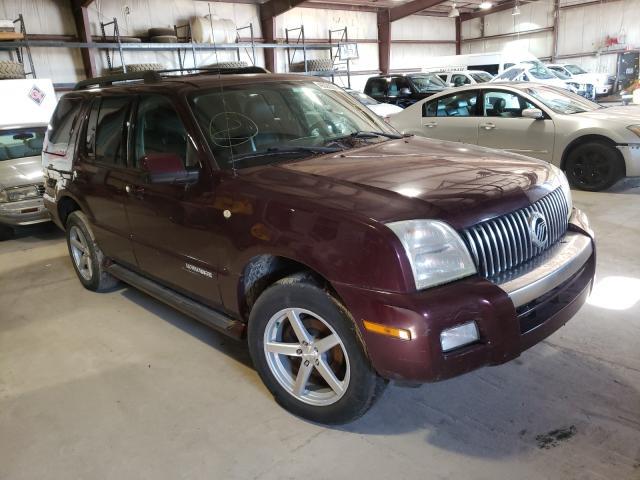 Mercury Vehiculos salvage en venta: 2007 Mercury Mountainee