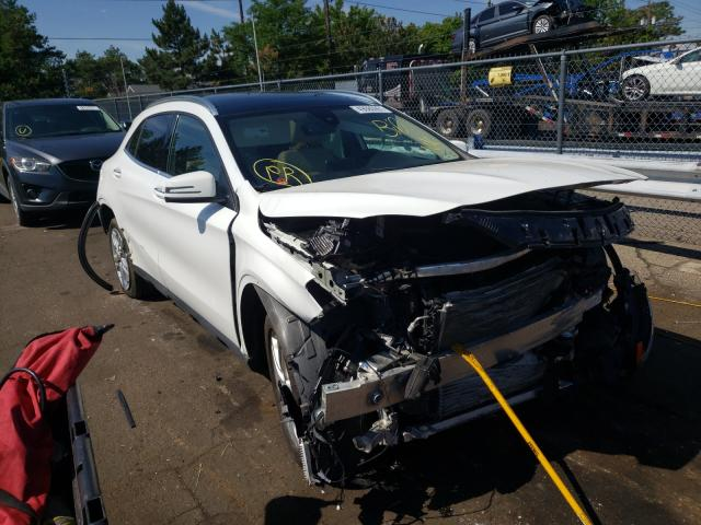 Salvage cars for sale from Copart Denver, CO: 2019 Mercedes-Benz GLA 250 4M