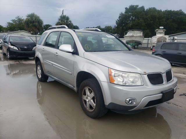 Pontiac Vehiculos salvage en venta: 2008 Pontiac Torrent