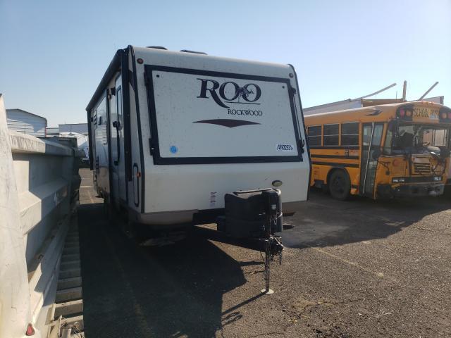 Rockwood salvage cars for sale: 2018 Rockwood ROO