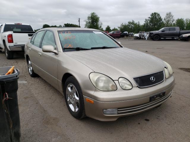 Lexus GS400 salvage cars for sale: 1999 Lexus GS400