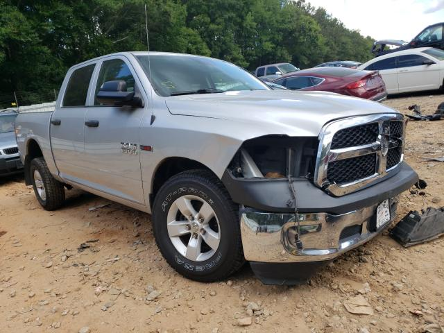 Salvage cars for sale from Copart Austell, GA: 2015 Dodge RAM 1500 ST