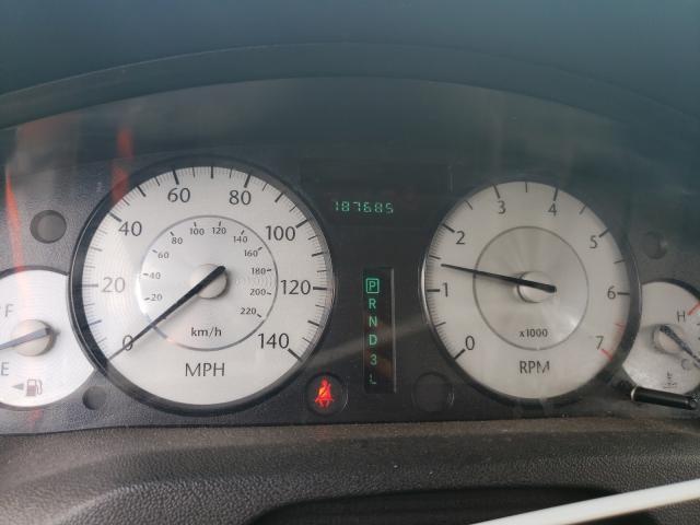 2010 CHRYSLER 300 TOURIN 2C3CA5CV2AH241610