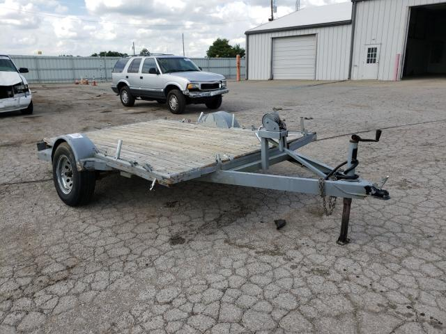 Salvage 2021 MISC TRAILER - Small image. Lot 47508531