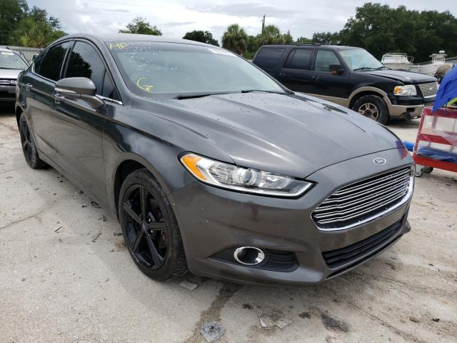 Salvage 2016 FORD FUSION - Small image. Lot 48656801