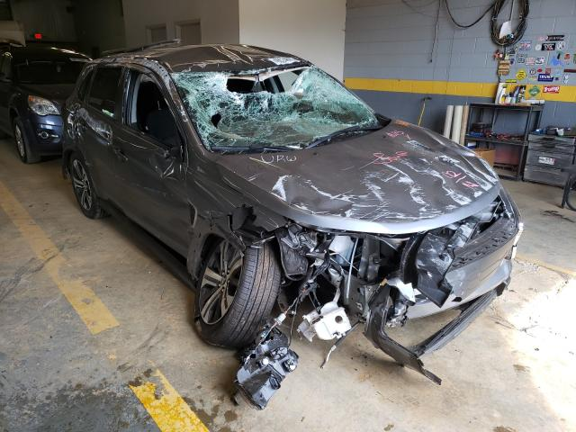 Salvage cars for sale from Copart Mocksville, NC: 2021 Mitsubishi Outlander