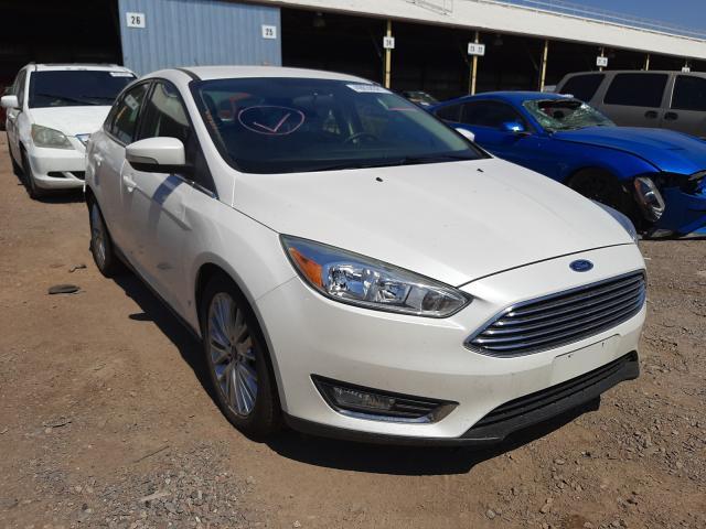 2015 Ford Focus Titanium en venta en Phoenix, AZ