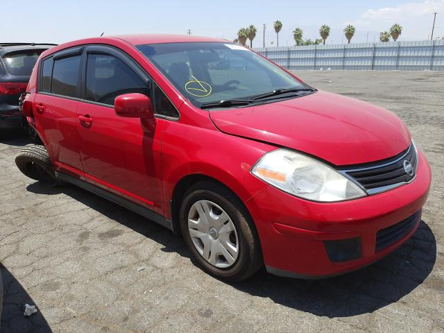 Salvage cars for sale from Copart Colton, CA: 2010 Nissan Versa S
