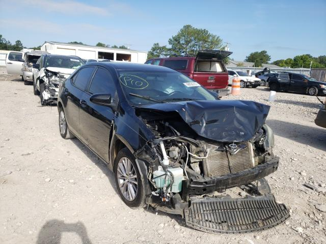 Salvage cars for sale from Copart Florence, MS: 2015 Toyota Corolla L