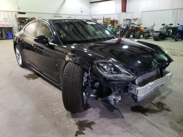 Salvage cars for sale from Copart Central Square, NY: 2019 Porsche Panamera B