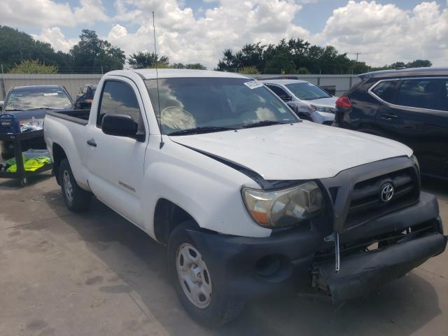Salvage cars for sale from Copart Wilmer, TX: 2006 Toyota Tacoma