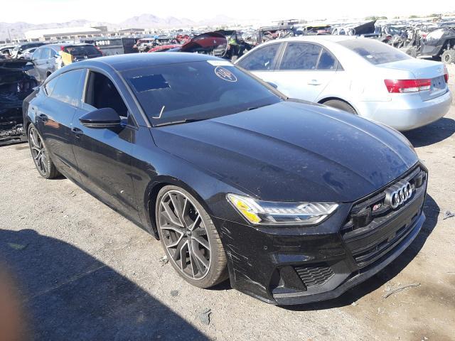 Vehiculos salvage en venta de Copart Las Vegas, NV: 2020 Audi S7 Premium