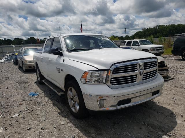 Salvage cars for sale from Copart Montgomery, AL: 2019 Dodge RAM 1500 Class