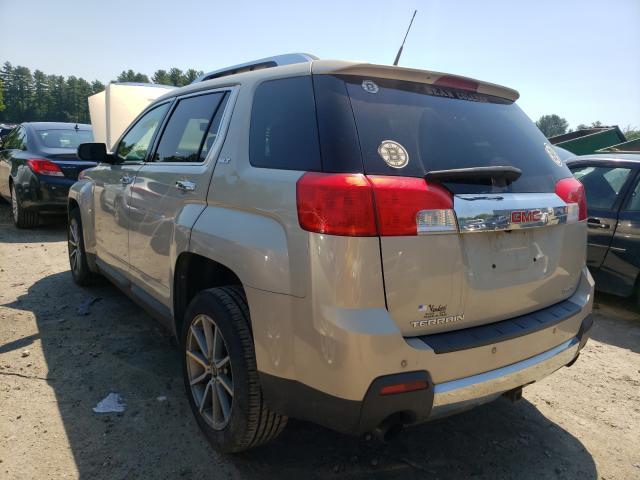 2011 GMC TERRAIN SL 2CTFLXE54B6243100